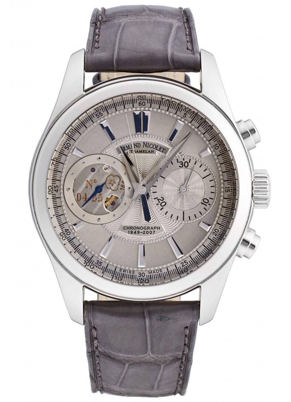Limited Edition Birthday Collection: Armand Nicolet L07 Chronograph Limited Edition