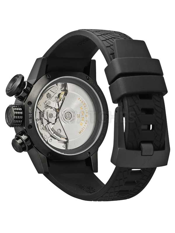 Edox WRC Chronorally Automatic 01116 37NPN GIN watch picture  3 0616b5639a8