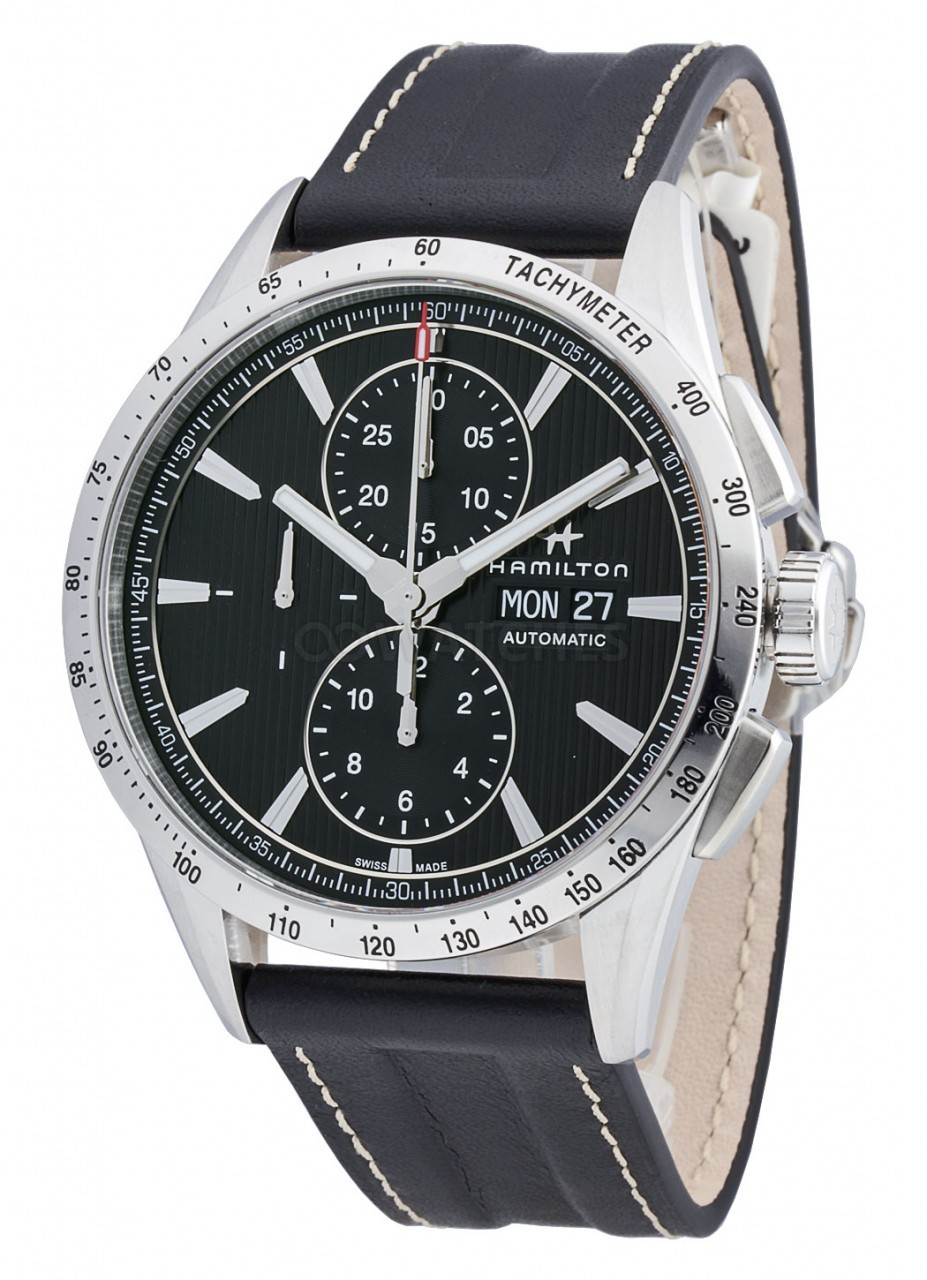 Hamilton Broadway Chronograph Daydate Automatic H43516731 Watch H43516731