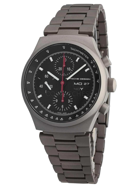 Porsche Design P6540 Dashboard Chronograph Gents Watch