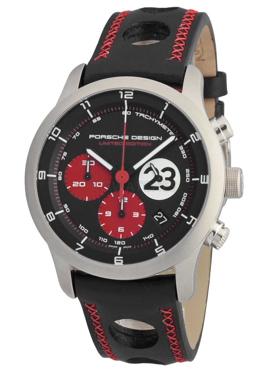 Porsche Design P6612 Dashboard Le Mans 1970 Gents Watch