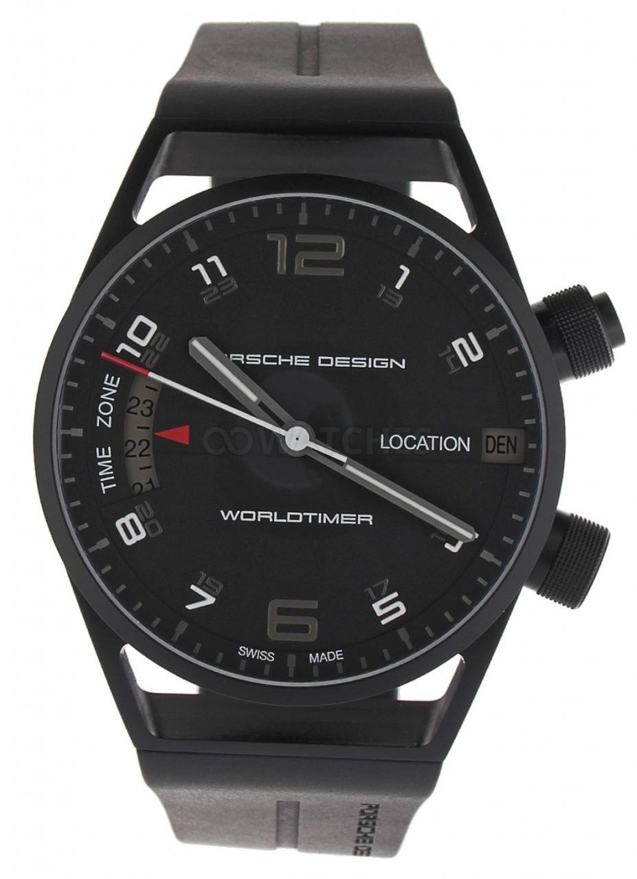 Porsche Design P6750 Woldtimer Gmt Automatic 6750 13 44