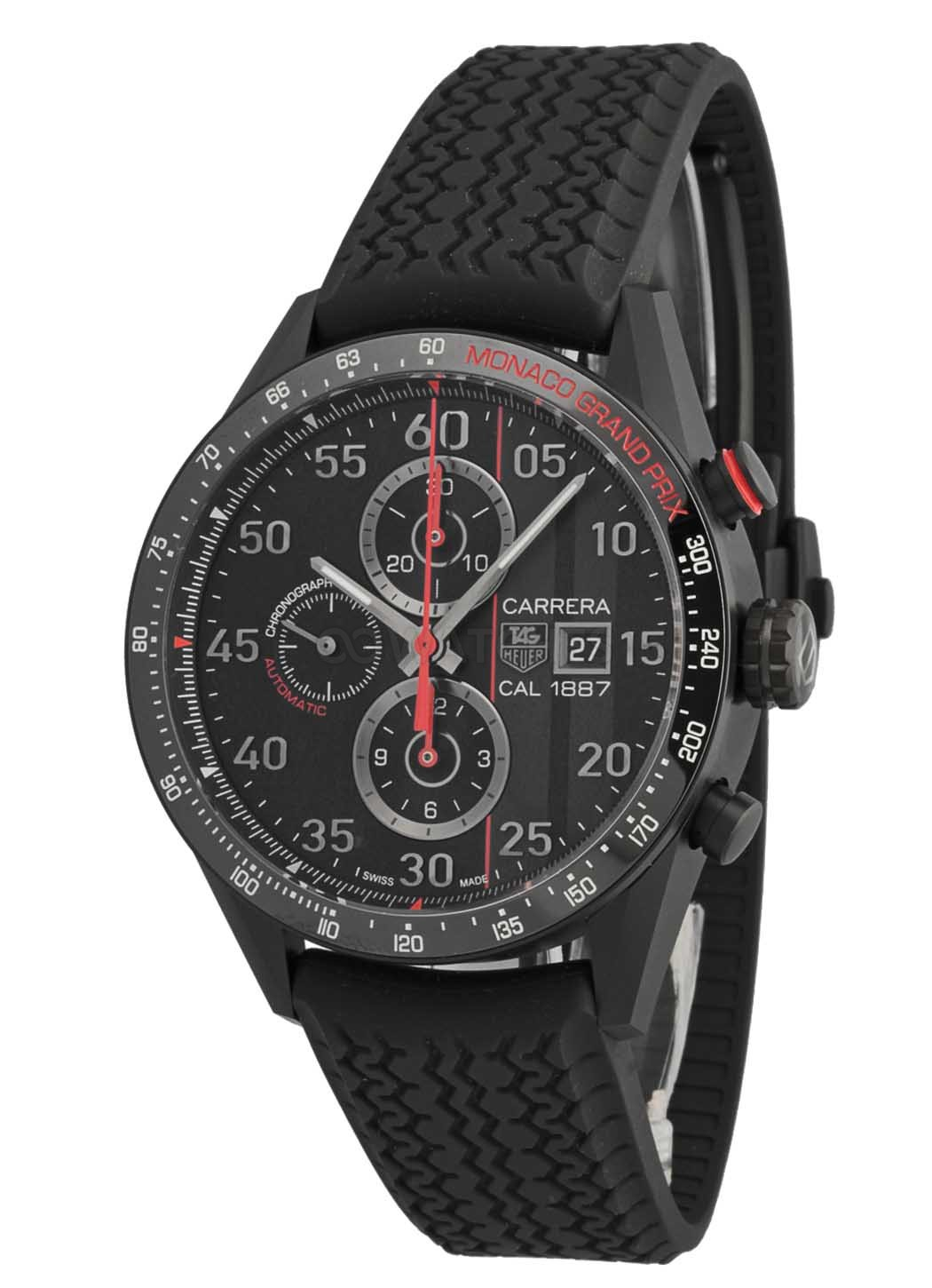 tag heuer carrera monaco grand prix limited edition chronograph car2a83 ft6033 gents watch. Black Bedroom Furniture Sets. Home Design Ideas