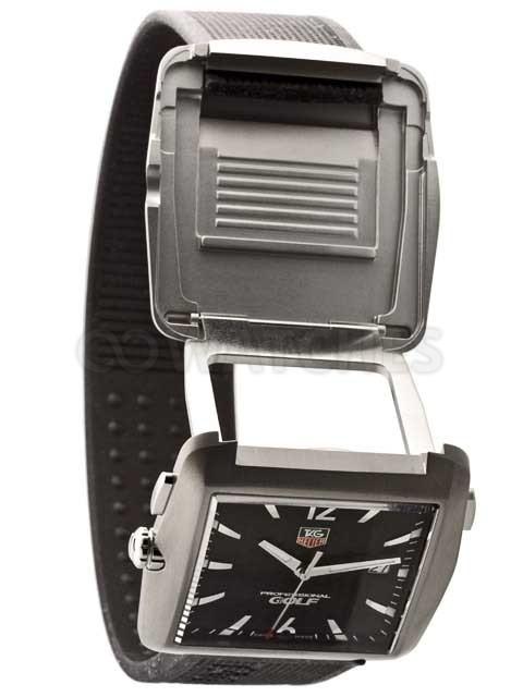 Tag Heuer Professional Sports Golf Watch Wae1116 Ft6004 Watch Wae1116 Ft6004
