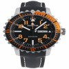 Fortis Aquatis Marinemaster DayDate Orange 670.19.49 L.01 watch picture #2