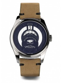 Armand Nicolet HS2 Automatic Jumping Hour A136AAABUPK2140CA watch image