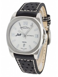 Armand Nicolet J09 Day-Date Automatic 9650AAGP660NR2 watch image