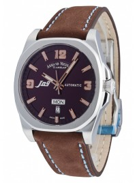 Armand Nicolet J09 Day-Date Automatic 9650AMSP865MZ2 watch image