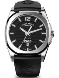 Armand Nicolet J092 Day-Date Automatic A650AAANRGG4710N watch image