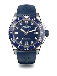 Armand Nicolet JS9 Date Automatic A480AGUBUGG4710U watch image