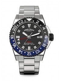 Armand Nicolet JS9 GMT Date Automatic A486AGNNRMA4480AA watch image