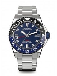 Armand Nicolet JS9 GMT Date Automatic A486AGUBUMA4480AA watch image