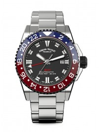 Armand Nicolet JS9 GMT Date Automatic A486BGNNRMA4480AA watch image