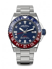Armand Nicolet JS9 GMT Date Automatic A486BGUBUMA4480AA watch image