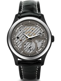 Image of Armand Nicolet L14 Small Second Limited Edition A750ANAGRP713NR2 watch