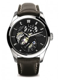 Armand Nicolet L16 Small Seconds Limited Edition Mechanical A132AAANRP140NR2 watch image