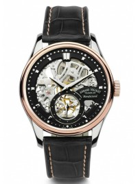 Image of Armand Nicolet LS8 Limited Edition with 18kt Gold 8620SNRP713NR2 watch