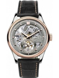 Armand Nicolet LS8 Small Second Limited Edition 8620SGLP713GR2 watch image