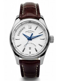 Armand Nicolet M02 Day-Date 9641AAGBP974MR2 watch image