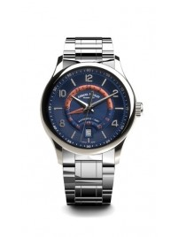 Armand Nicolet M024 GMT Date 2.Zeitzone Automatic A846AAABUM9742 watch image