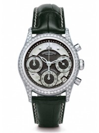 Armand Nicolet M03 Automatic Chronograph 3Count-Date 9154LNNP915NR8 watch image