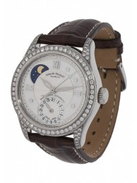 Image of Armand Nicolet M03 Automatic with Moonphase-Date 9151LANP915BC8 watch