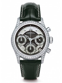 Armand Nicolet M03 Damen Chronograph Automatic 9154VNNP915NR8 watch image