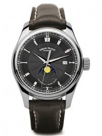 Armand Nicolet MH2 Date Mondphase Automatic A640LNRP140NR2 watch image