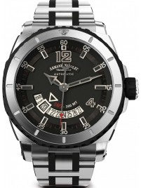 Armand Nicolet S05 Date 300M Automatic A710AGNGRMA4710GN watch image