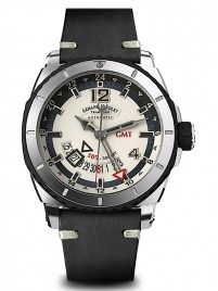 Armand Nicolet S05 GMT 300M Automatic A713AGNAKPK4140NR watch image