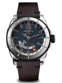 Armand Nicolet S05 GMT 300M Automatic A713AGNBUPK4140TM watch image