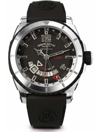Armand Nicolet S05 GMT 300M Automatic A713AGNGRGG4710N watch image