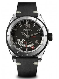 Armand Nicolet S05 GMT 300M Automatic A713AGNGRPK4140NR watch image