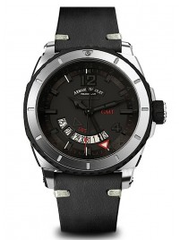 Armand Nicolet S05 GMT 300M Automatic A713AGNNRPK4140NR watch image