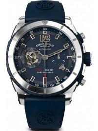 Armand Nicolet S053 Chronograph Automatic A714AGUBUGG4710U watch image