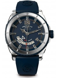 Armand Nicolet S053 Date Automatic A710AGUBUGG4710U watch picture