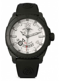Armand Nicolet S053 Date Black D.L.C. Automatic A710AQNAGGG4710N watch image
