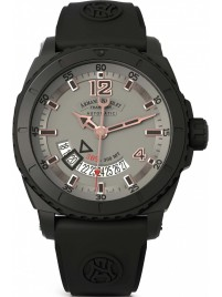 Armand Nicolet S053 Date Black D.L.C. Automatic A710AQNGSGG4710N watch image