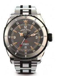 Armand Nicolet S053 Date Wochentag Automatic A713MGNGRMA4710GN watch image