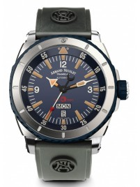 Armand Nicolet S053 Date Wochentag Automatic A713MGUBUG9610 watch image