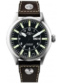Ball Engineer Master II Aviator NM1080CL3BK watch image