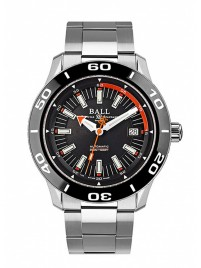 Ball Fireman NECC Date Automatic DM3090ASJBK watch image
