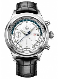 Ball Trainmaster Worldtime Chronograph CM2052DLL1JSLBE watch image