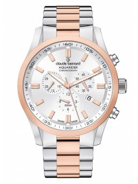 Claude Bernard Aquarider Chronograph 10222 357RM AIR watch image