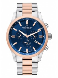 Claude Bernard Aquarider Chronograph 10222 357RM BUIR1 watch image