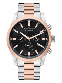 Claude Bernard Aquarider Chronograph 10222 357RM NIR watch image
