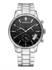 Claude Bernard Classic Chronograph Date Quarz 01002 3M2 NIN watch image
