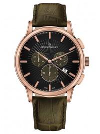 Claude Bernard Classic Chronograph Special Edition Quarz 10237 37R NIKAR watch image