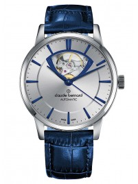 Claude Bernard Classic Open Heart Automatic 85017 3 AIBU3 watch image