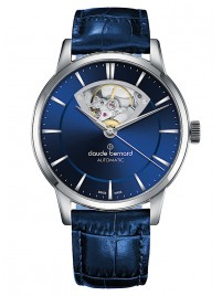 Claude Bernard Classic Open Heart Automatic 85017 3 BUIN3 watch image